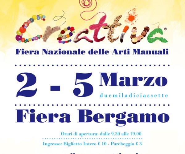 Fiera Creattiva Bergamo 2017