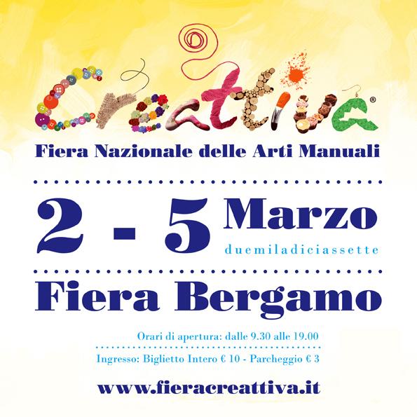 Fiera Creattiva Bergamo